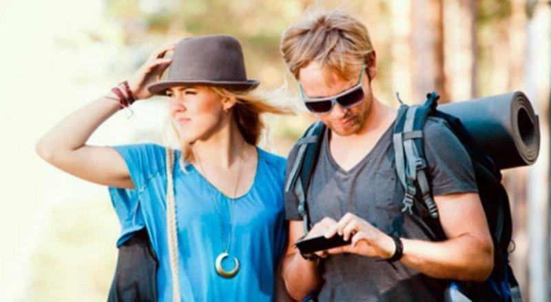 Para acceder los viajeros deberán tener cuenta en Facebook.