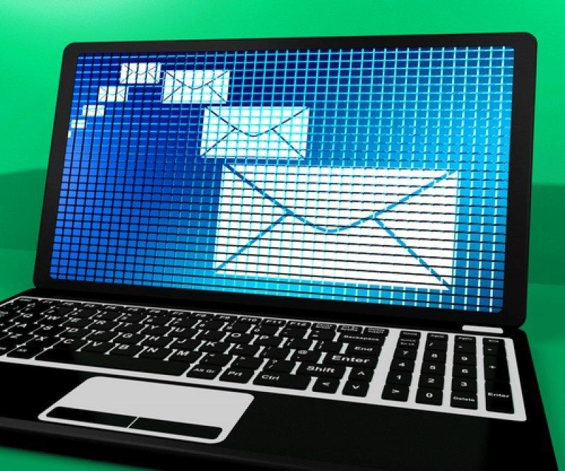 El correo electrónico sigue siendo un importante canal de comunicación para los viajeros. #shu#