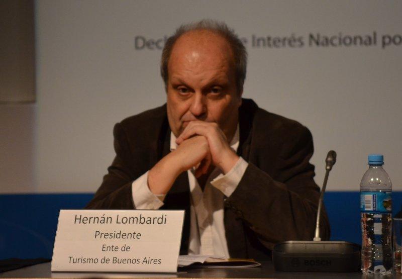 Hernán Lombardi.