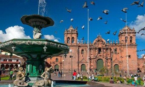 Cuzco, Perú.