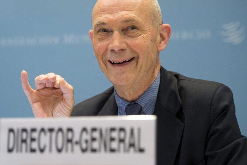 Pascal Lamy asumió su cargo el 1° de septiembre