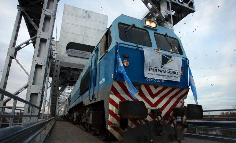 El servicio fue suspendido en 1995 tras la privatización del ramal. (Foto: Gobierno de Río Negro).