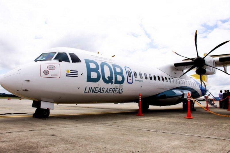 Buquebus eligió inscribirse con el nombre Alas de Paraguay ante las autoridades de ese país