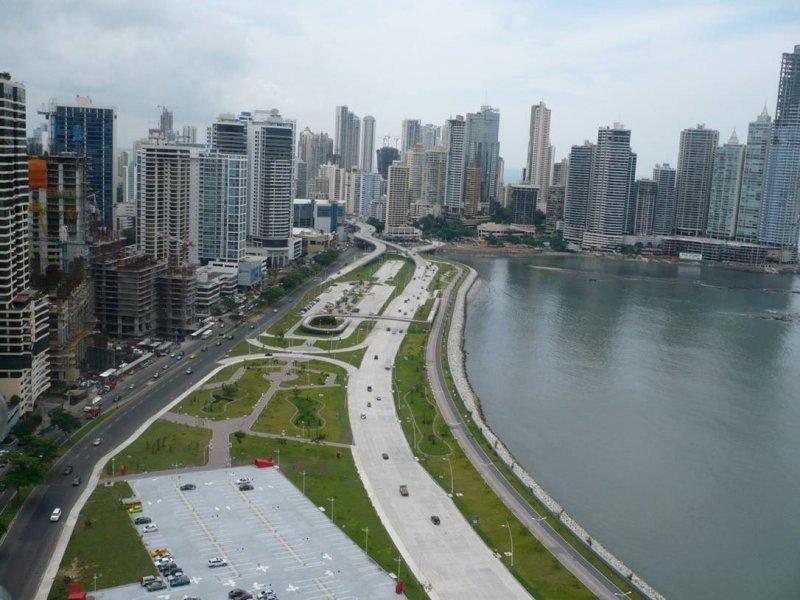 Ciudad de Panamá, sede de la reunión de ministros de Turismo de América Central