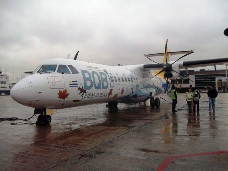 BQB ha anunciado la incorporación a su flota de un nuevo ATR 72 (foto) y dos Airbus 320