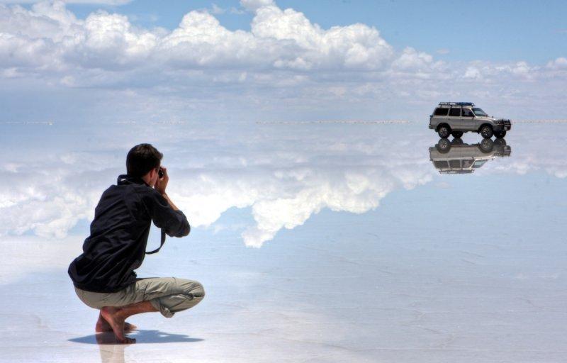 El salar de Uyuni fue el destino más visitado en los primeros seis meses.