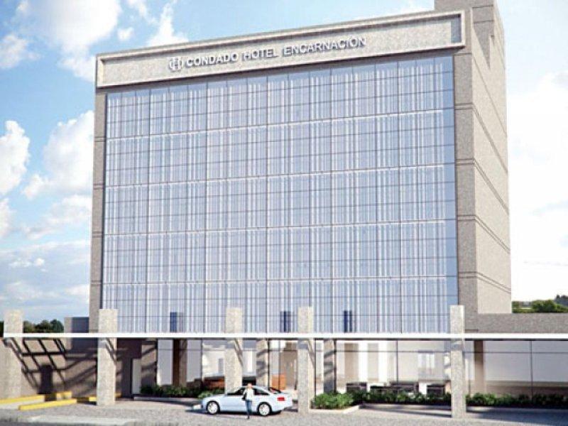 El hotel abrirá en julio de 2014