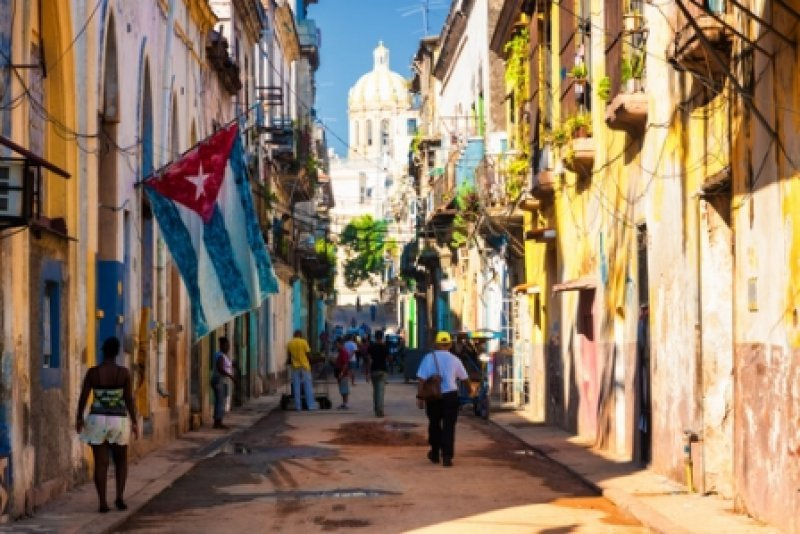 Uno de cada tres extranjeros que llega a Cuba visita La Habana. #shu#