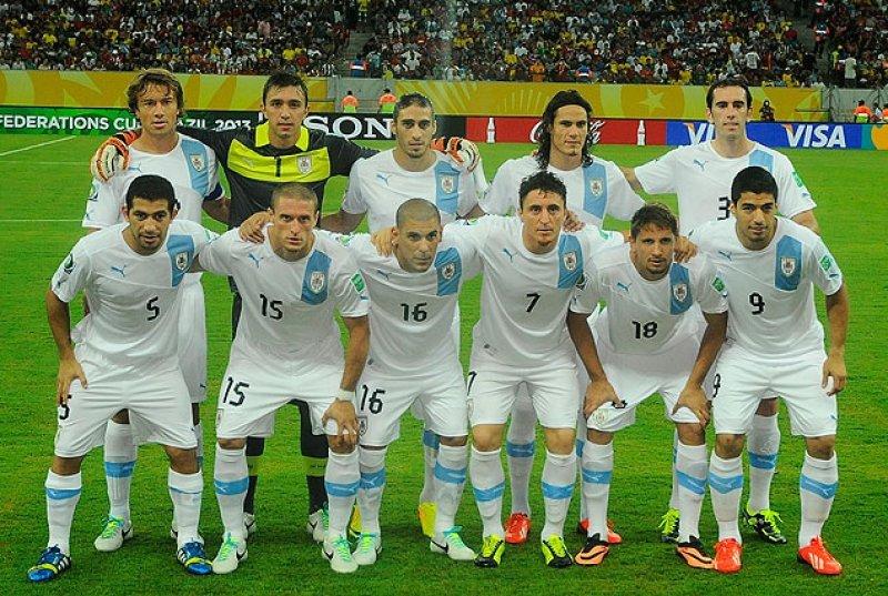 Por ahora los pasajes en venta en Uruguay son para viajar a Salvador, Bahia, donde la Celeste jugó en la Copa de las Confederaciones
