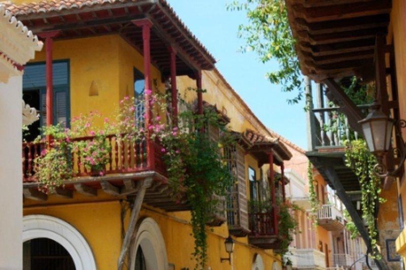 Cartagena es uno de los destinos más al alza en Colombia. #shu#