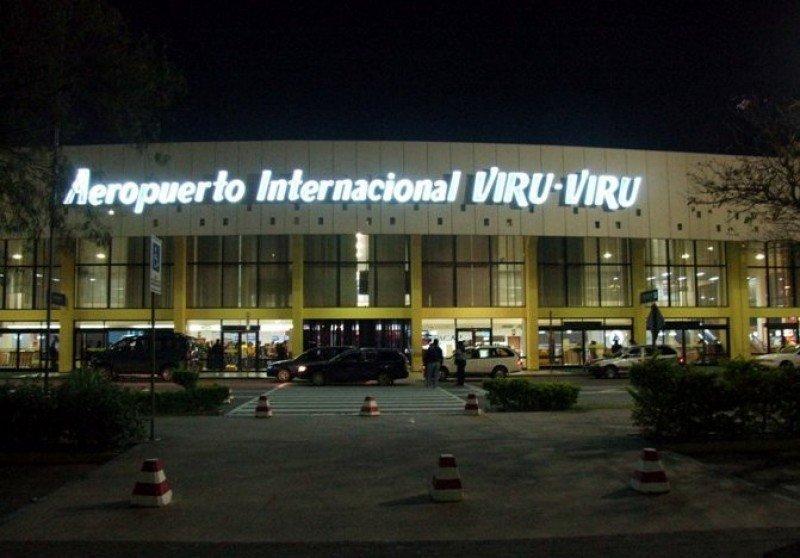 Abertis tenía la concesión de los aeropuertos de Santa Cruz, La Paz y Cochabamba.