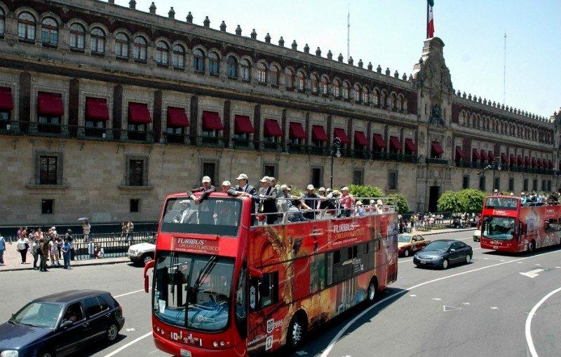 En el primer semestre del año más de 147.000 argentinos visitaron Ciudad de México.