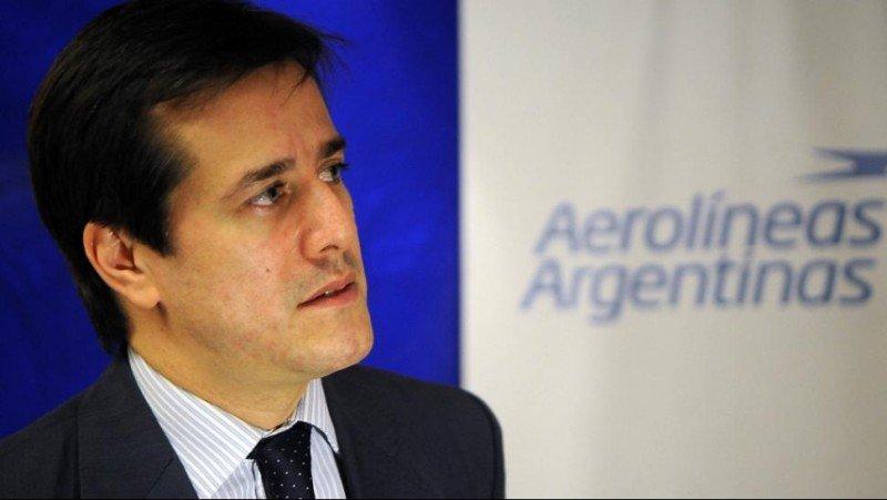 """Mariano Recalde: """"No está en nuestro plan de negocios hacer cabotaje en Chile y Brasil"""""""