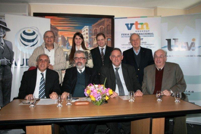 Organizadores de la Expo VTN que nucleará las novedades del sector turístico para Uruguay