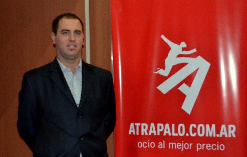Martín Romano, country manager de Atrapalo.com.ar