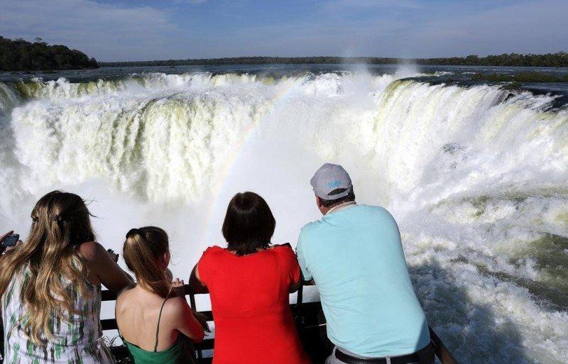 Garganta del Diablo, Cataratas del Iguazú.