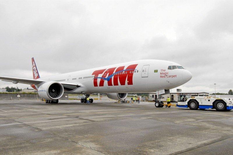 TAM incorporó nuevos vuelos entre Sao Paulo y Nueva York