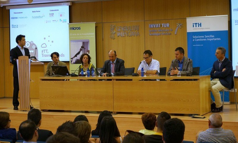 Jornadas sobre Nuevas Tecnologías en Turismo de ITH en Valencia