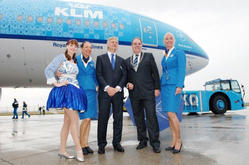 Santiago será el noveno destino sudamericano conectado por KLM