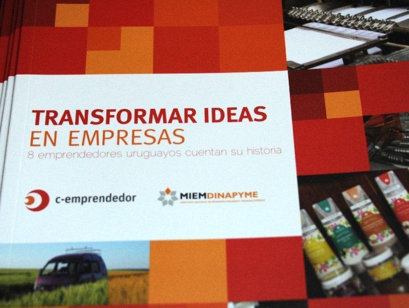 El tutorial orienta a quienes estén interesados en llevar a cabo una idea empresarial.