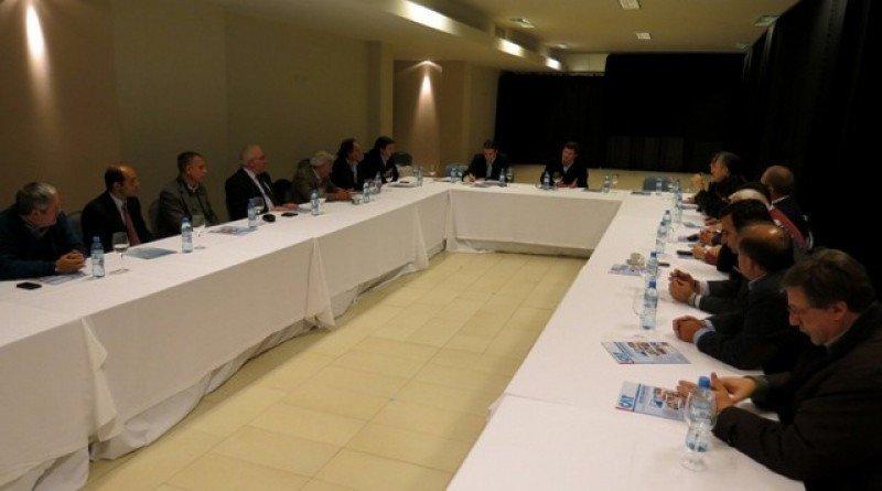 El sector privado mantuvo su encuentro en el Gran Hotel Provincial de Mar del Plata.