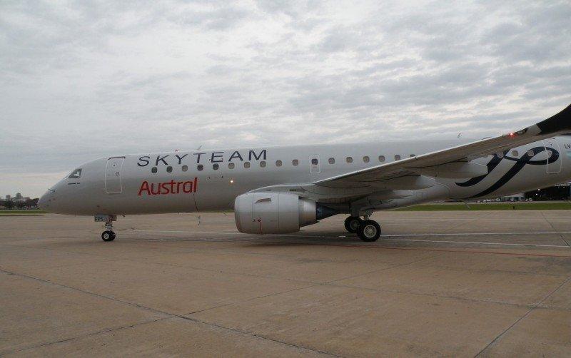 Austral espera cerrar el año con 22 aviones de última generación en su flota.