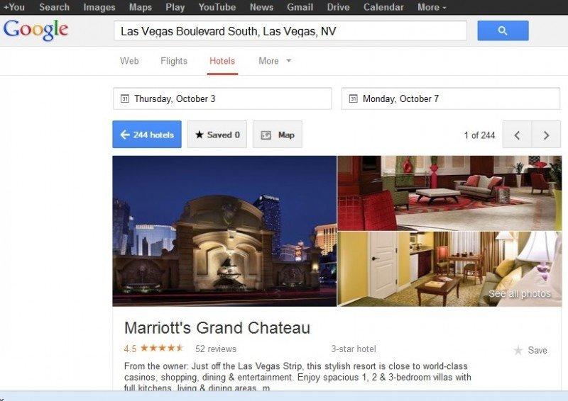 Google Hotel Finder: factores para mejorar el posicionamiento