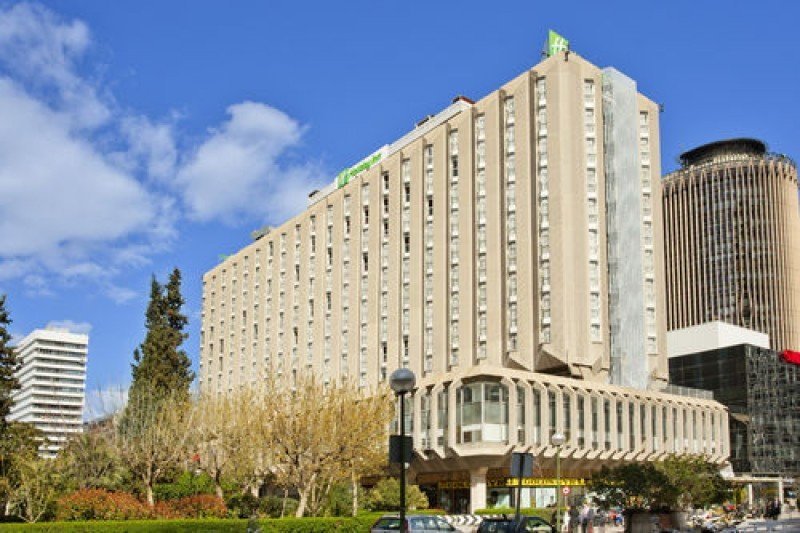 Holiday Inn Madrid.