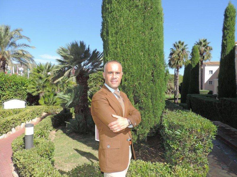 José Asenjo Vera es el nuevo director general de La Manga Club.