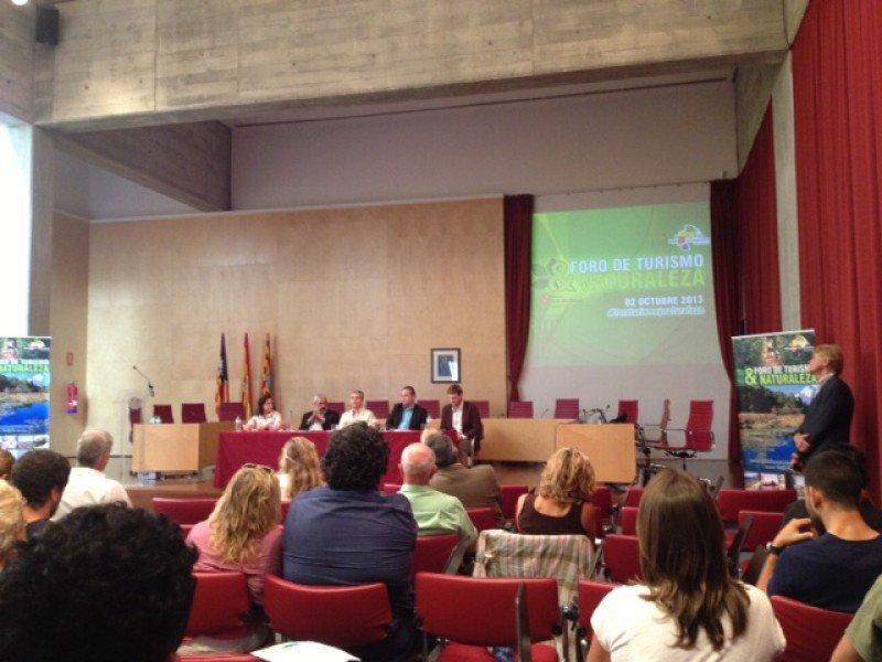 I Foro Turismo y Naturaleza de Balears, en Menorca.