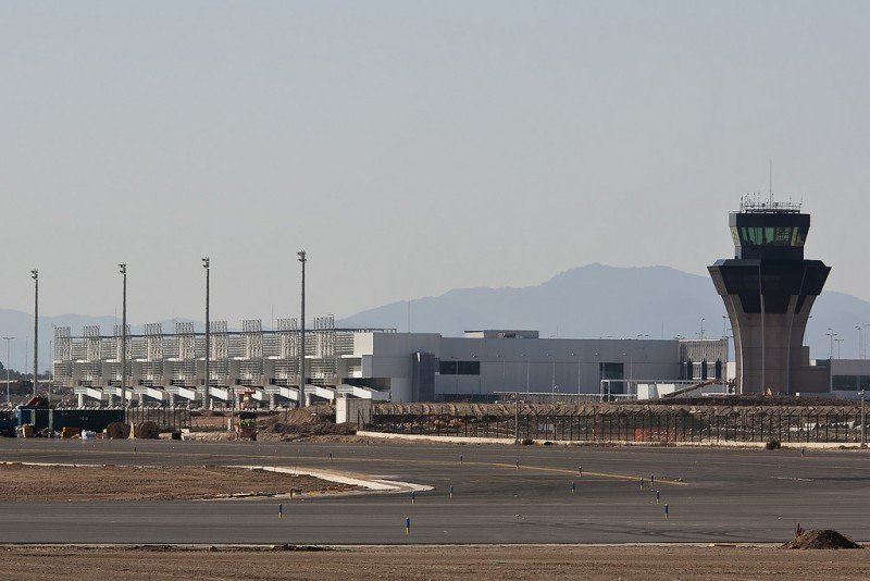El consorcio del nuevo Aeropuerto de Murcia impugna la rescisión del contrato