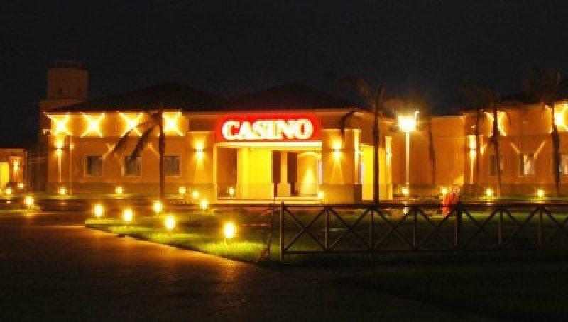 Uno de los casinos del grupo en la provincia argentina de Santa Fe.