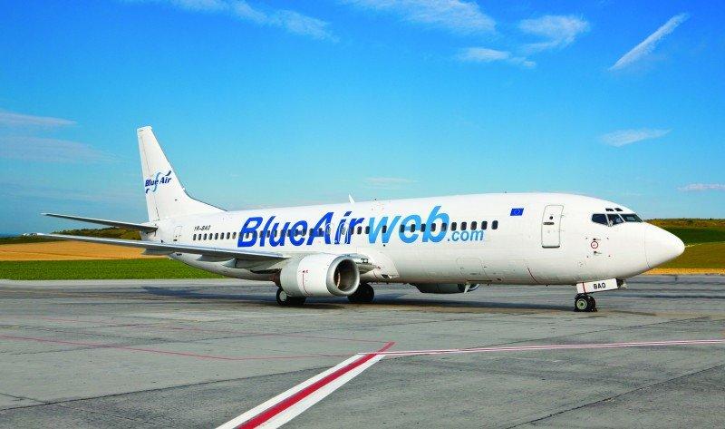La compañía Blue Air entra en GDS