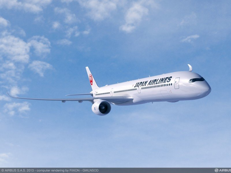 Japan Airlines cambia a Boeing y firma su primer pedido de la historia con Airbus