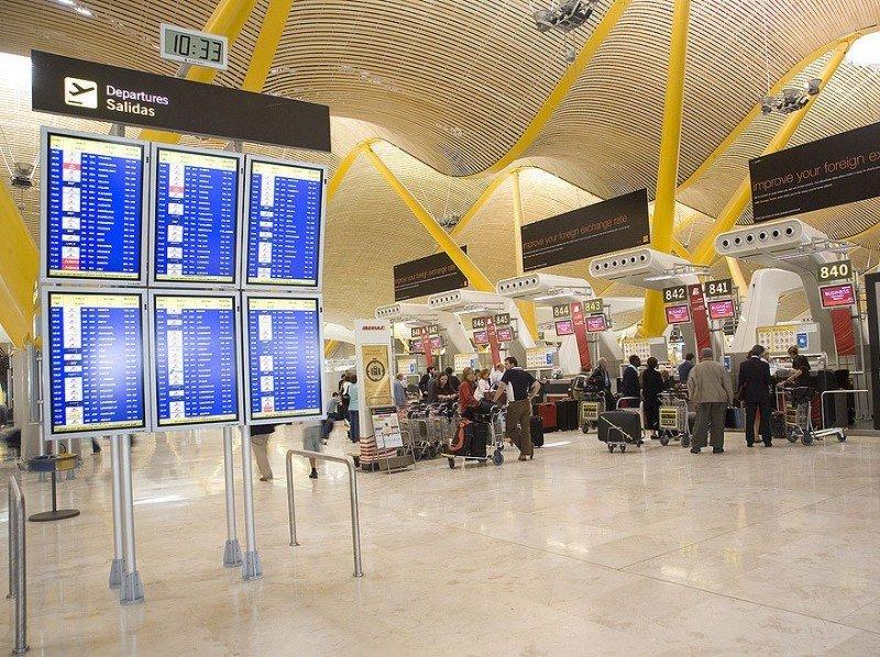 Madrid-Barajas recupera la primera posición en septiembre