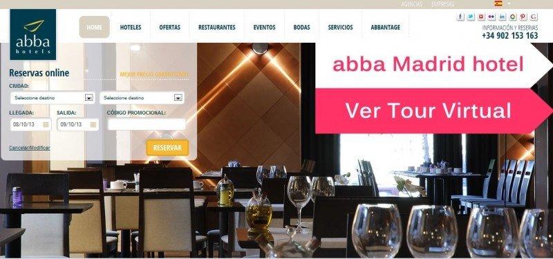 Web de Abba.