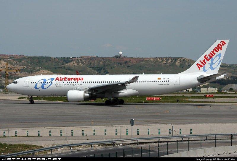 Air Europa estrena un hub en Brasil