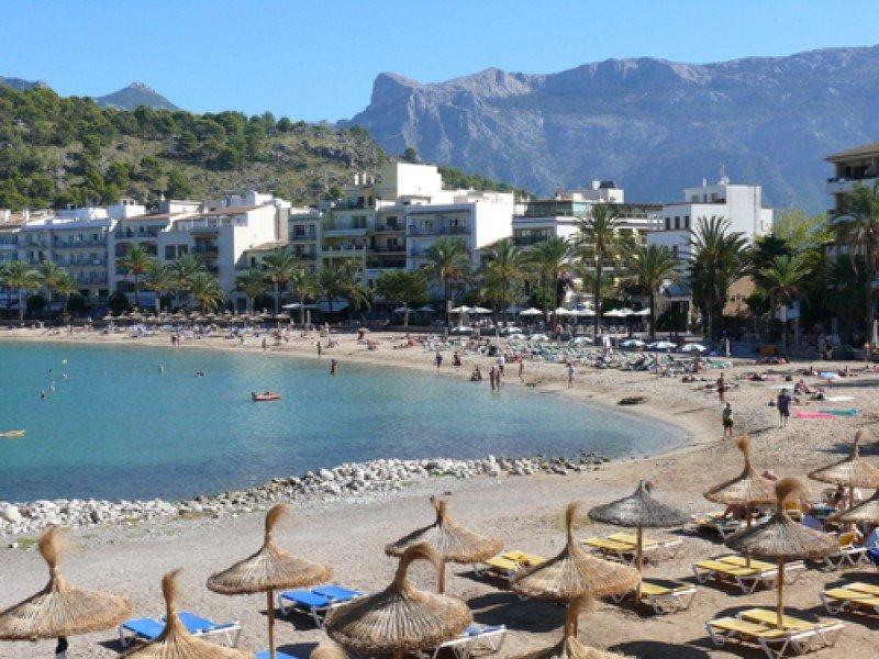 Port de Soller, Mallorca. #shu#