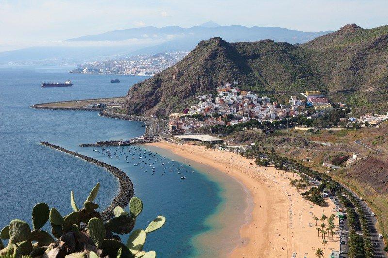 Canarias será uno de los destinos más favorecidos este invierno por el conflicto de Egipto. #shu#