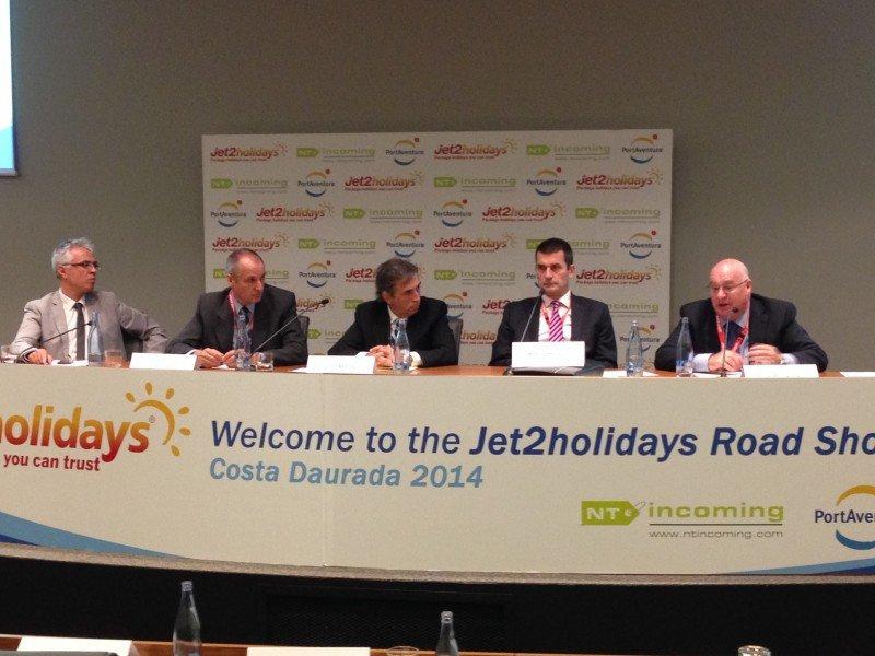 Jet2Holidays duplicará los turistas británicos en la Costa Daurada en 2014