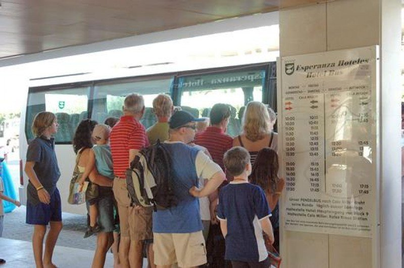 El precio de los viajes organizados aumenta un 4,2% en septiembre