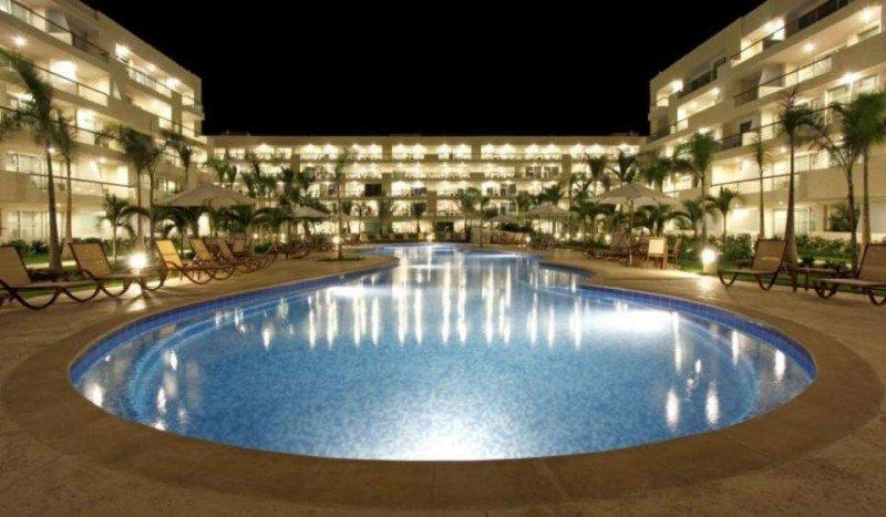 La apertura del Occidental Grand Cartagena se anunció en enero de 2012.