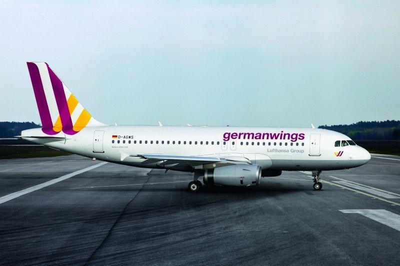 Los 38 aviones que componen la actual florta de Germanwings ya han sido adaptados a la nueva imagen corporativa.