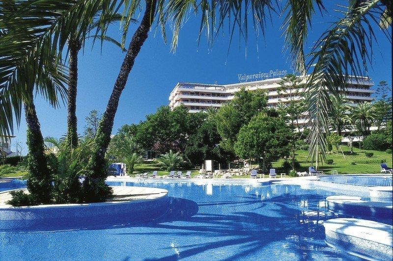 Un grupo chino tiene una opción de compra por el Valparaíso Palace, en Mallorca, con plazo para hacerla efectiva hasta el 31 de marzo de 2014.