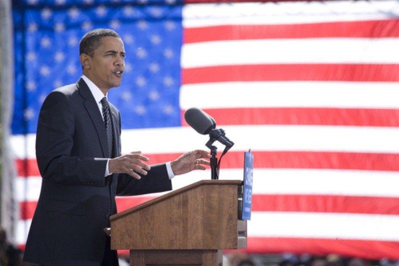 El presidente de EEUU, Barack Obama. #shu#