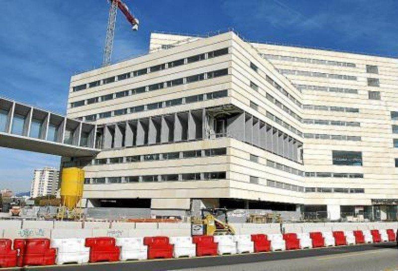 Hilton opta a la gestión del hotel del Palacio de Congresos de Palma
