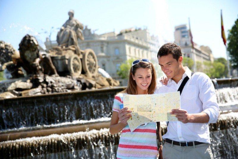 El nuevo plan de choque de promoción turística internacional de Madrid se desarrollará hasta final de año. #shu#