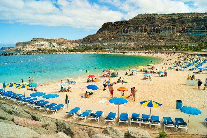 Turismo de Canarias pretende diversificar los mercados. #shu#