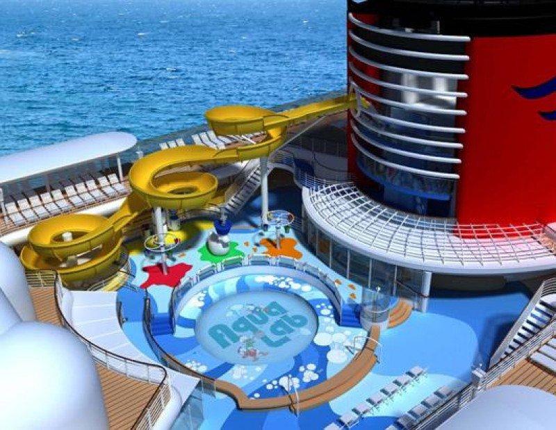 Cancelan un crucero del Disney Magic para renovarlo