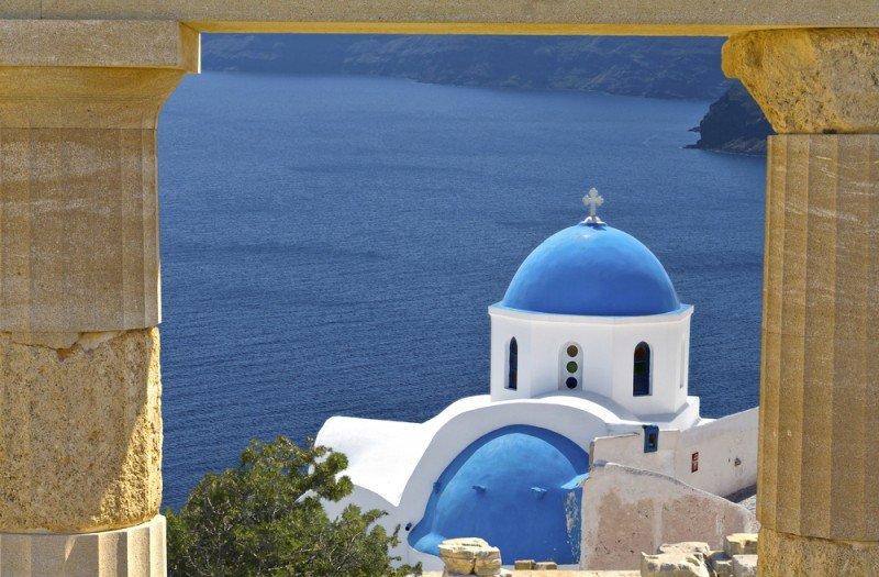Grecia ha mejorado sus puertos y aeropuertos. #shu#.